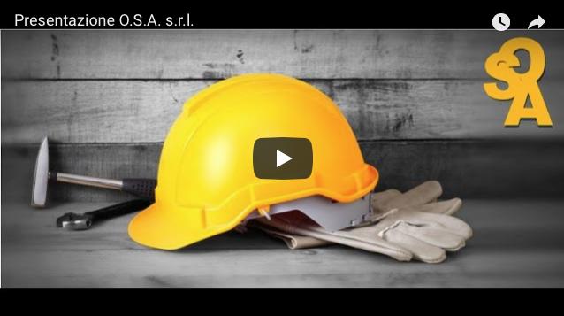 Video di presentazione servizi O.S.A. S.r.l.
